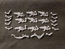 Warhammer 40k Tyranid Bits Lot: Tyranid Termagants Fleshborer Arms