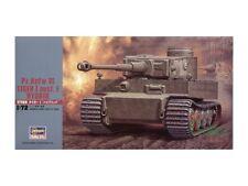 Hasegawa 1/72 PzKpfw VI Tiger I Ausf E Hybrid German Battle Tank 31155