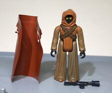 VTG Star Wars RARE - TOLTOYS JAWA w/ VINYL CAPE - Complete - NO REPROS