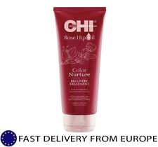 CHI Rose Hip Oil Color Nurture Recovery Treatment Mask, Made in USA, 237 ml