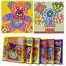 Fun 3D Foam Sticky Mosaics Kids Art & Craft Kit Childrens Activity Decoration