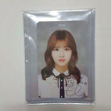 Twice Official Skoolooks Photocard Ver.2 MOMO K-POP School Look Photo Card #1