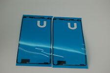 2x pre taglio laser telaio a doppia faccia Adesivo Sony Xperia Z3 Mini Compact