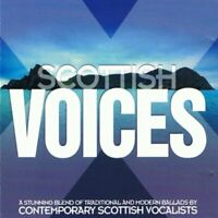 Various - Scottish Voices (CD) (2004)
