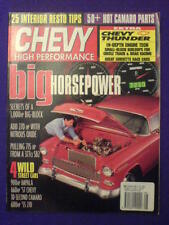 CHEVY HI PERFORMANCE - 900hp IMPALA - Aug 1997