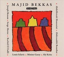 MAJID BEKKAS - MAKENBA NEW CD