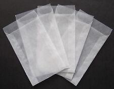 More details for lindner glassine stamp packets / envelopes 63 x 93mm. brand new.