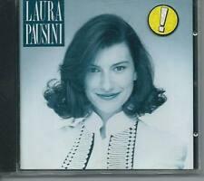 LAURA PAUSINI S/T 1993 CD w LA SOLITUDINE GERMANY