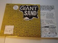 Giant sand... Giant sandwich... uk -2 - LP-set/insert... vinyle/COVER: Mint -