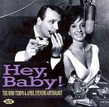 Nino Tempo & April Stevens - Hey Baby! The Nino Tempo & April Stevens Anthology
