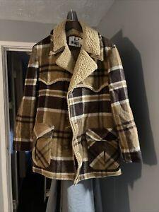 Mens Vintage Woolrich Jacket