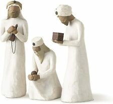 New ListingWillow Tree Three Wise Men Nativity Figurines_#26027- Sale Off Today