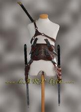 Assasin Schwerthalter Gürtel Schwert Leder Rüstung Assassin Asassin Schwertgurt