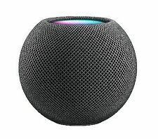 Apple HomePod mini Altavoz Inteligente - Gris Espacial