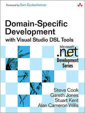 NEW Domain-Specific Development with Visual Studio DSL Tools by Steve Cook