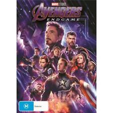 Avengers Endgame Region 4 DVD Marvel R4