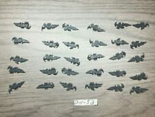 Warhammer 40k - Chaos Space Marine - Raptors Jump Pack Bits - Spikes - Fins