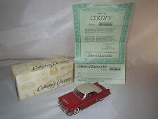 "COLLECTOR 's Classics Mercury Monterey"" 1954"" (rouge métallisé/gris-brun) 1:43 OVP"