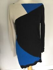 Bench Ladies Long Sleeve Jumper Dress Size L. Good Condition.