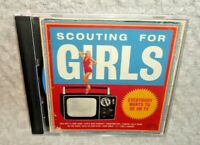 Scouting For Girls  - Everybody Wants To Be On TV (CD, 2010)