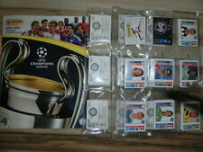 PANINI CHAMPIONS LEAGUE 2014/2015 *KOMPLETTSET COMPLETE SET*EMPTY ALBUM