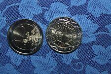 2 Euro Kursmünze Frankreich 2018 Kursmünzen France UNC KMS RAR!!