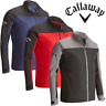 CALLAWAY CORPORATE WATERPROOF FULL ZIP MENS GOLF RAIN JACKET NEW FOR 2019 !!