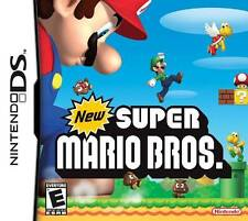 NEW SUPER MARIO BROS SEALED DS LITE 3DS 2DS FREE 1ST CLASS DELIVERY UK SELLER