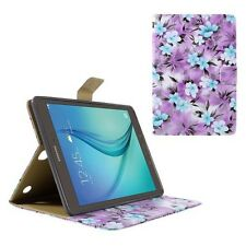 Tablet-Hülle/Tasche zu Samsung Galaxy Tab A 9.7 / SM-T550 Flip Case - B35 Lila