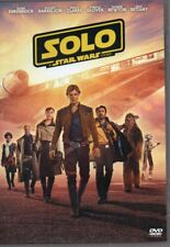 Solo Star Wars story (2018) DVD