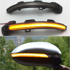 LED Side Mirror Dynamic Turn Signal Sequential Light For VW Passat B8 2015-2017