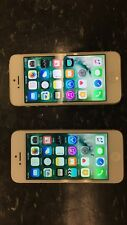 Used Apple iPhone 5 - 16GB - White & Silver (AT&T) Smartphone