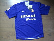 Real Madrid 100% Original Centenary Jersey Shirt 2001/02 Away M Still BNWT