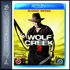 WOLF CREEK 2 - John Jarrett ***BRAND NEW BLU-RAY **