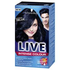 3 x Schwarzkopf Live Color  090 Cosmic Blue