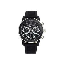 Lacoste Women's Charlotte Pattern Black Watch (FreeShip)