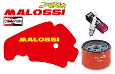 Pack Entretien Filtre Air/Huile Malossi Bougie Piaggio MP3 400