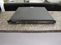 Brocade FCX648-E FastIron 48-Port Gigabit Switch with FCX-4XG Modules Quantity