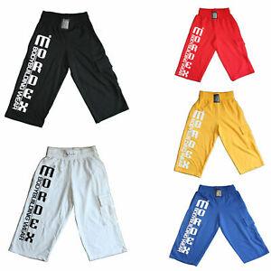 3/4 Hose für Bodybuilding  Bermuda Fitnessshort Sporthose MORDEX diverse