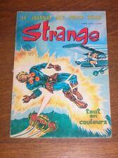COMICS / STRANGE N° 92  / AOUT1977 / BON ETAT