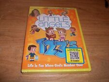 Little Angels: 123's Life Is Fun When God's Number One! (DVD 2012) Kids Animated