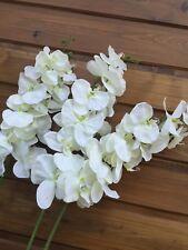 Orchidée Phalaenopsis géante 1M fleur artificielle décoration mariage maison  .