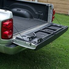 Tailgate Ladder Traxion Bed Step Up Pickup Folding Mostly Universal 300Lb Cap