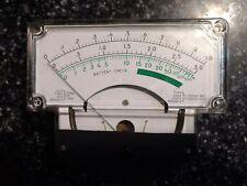 Hickok Multimeter, Panel Meter, NOS Vintage, 680-349, 6625-00-505-0838, Analog