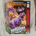 Transformers War Cybertron Kingdom Leader Megatron Beast WFC-K10 Sealed Read