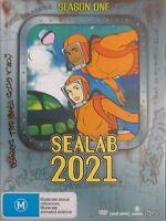 Sealab 2021 Season One DVD Set