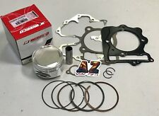 Honda 400EX 400X Wiseco 85mm Stock Bore 10:1 Piston Complete Top End Gasket Kit