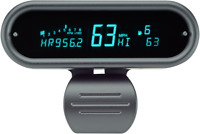DAKOTA DIGITAL MCV-7400-K SPEEDO/TACH CLASSIC BLK