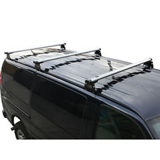 White H3 3 bar ladder roof cargo rack for 2002-06 Sprinter Low Top