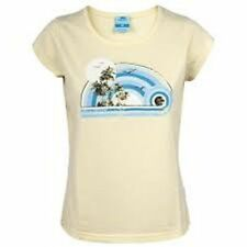 Short Sleeve No Multi-Coloured Basic T-Shirts for Women